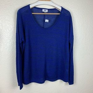 OLD NAVY PULLOVER sweater long sleeves knit